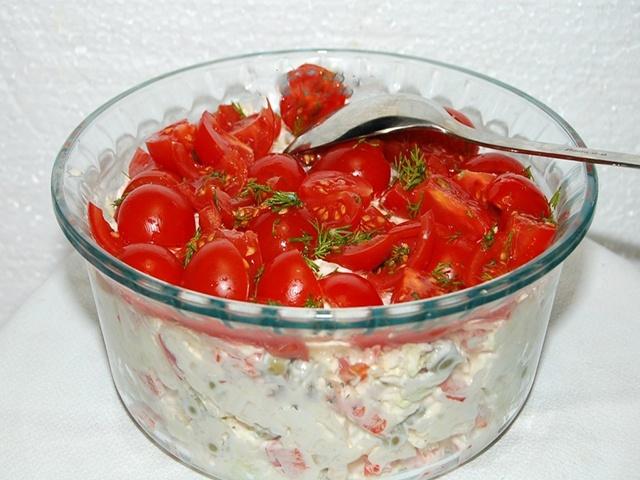 Салат «Красная шапочка» - image1